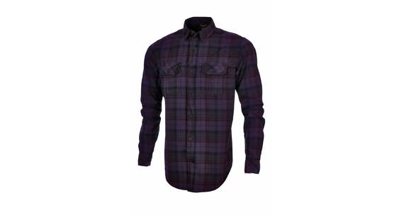 Timberland M Slim Thompson Vintage Plaid Garment Dye mysterioso